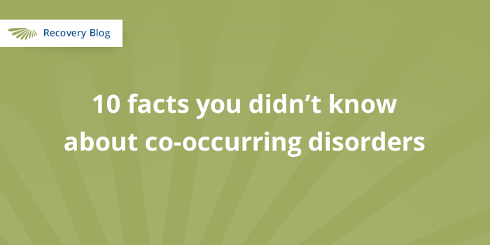 10 facts you didn't know about co-occurring disorders Banner