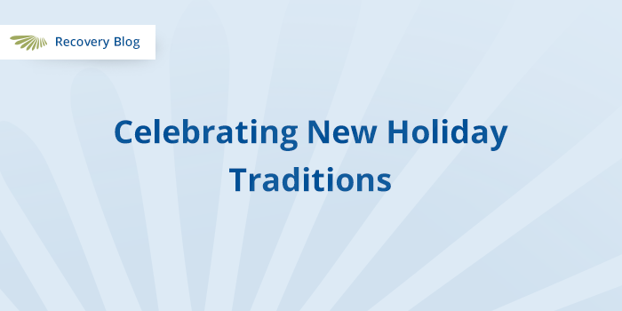 Celebrating New Holiday Traditions Banner